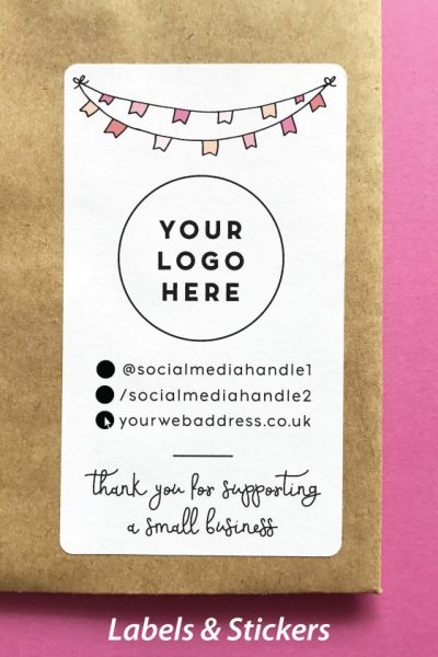 Labels-&-Stickers for your Business
