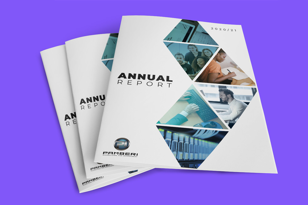 Annual Report Booklet Printing